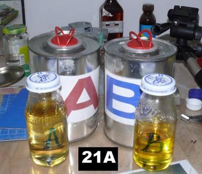 Жидкий пластик для заливки в форму своими